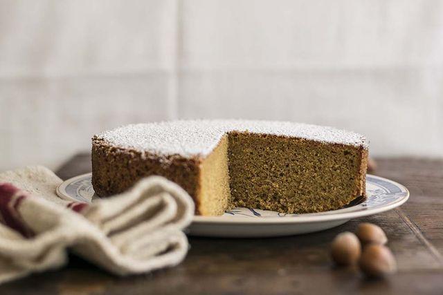 Torta farro e nocciole | La tarte maison | Bloglovin'