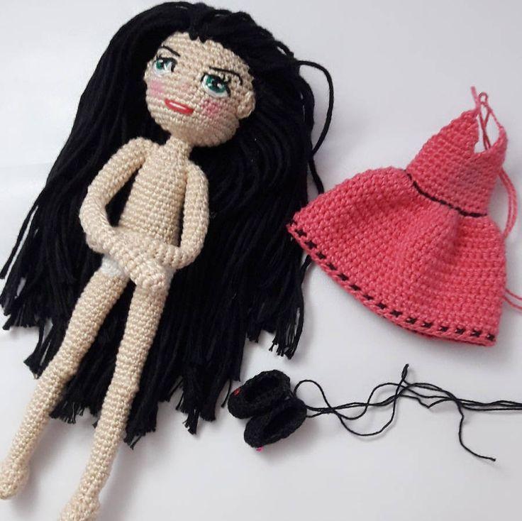 Pattern amigurumi doll, pattern doll crochet ,crochet doll pattern,amigurumi girl,pattern for sale,pattern pdf,patrón amigurumi de naimacrochethandmade en Etsy