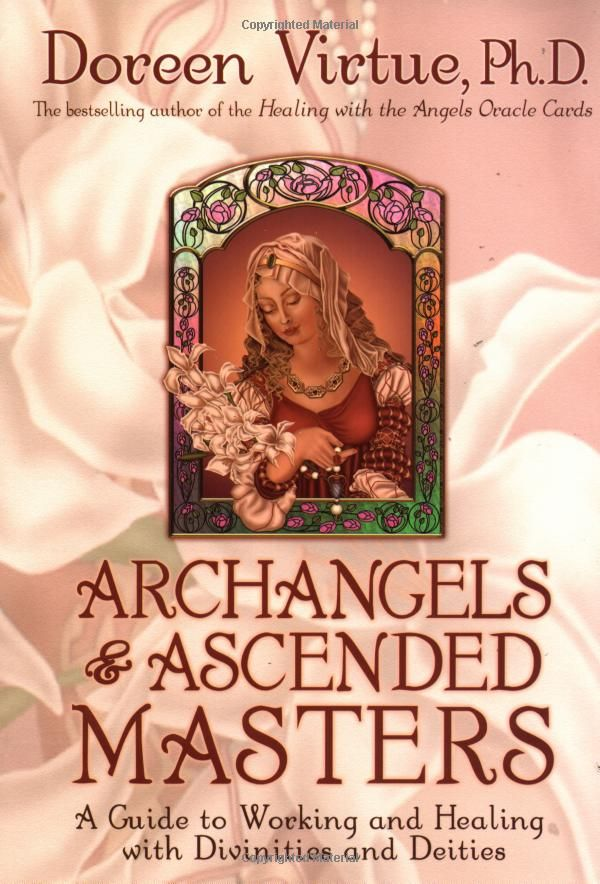 Archangels and Ascended Masters: Doreen Virtue