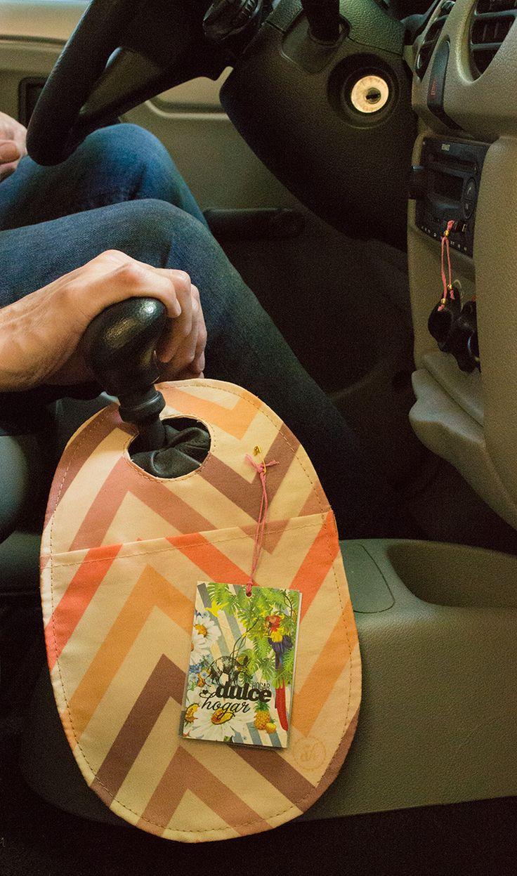 Bolsa para el auto. #Bags #Bolsa #Cars #Autos #HomeDecor #decoracion #HogarDulceHogar
