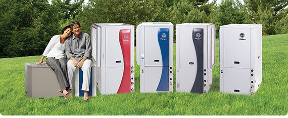 Cleanest, Safest, most reliable systems available (Geothermal Heat Pumps)