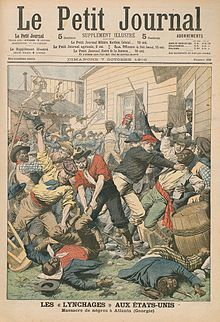 "Cover of ""Le Petit Journal"", a frenh publication."