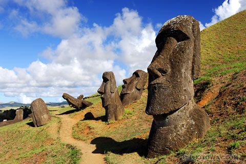 Ile De Paques à île de paques, chili