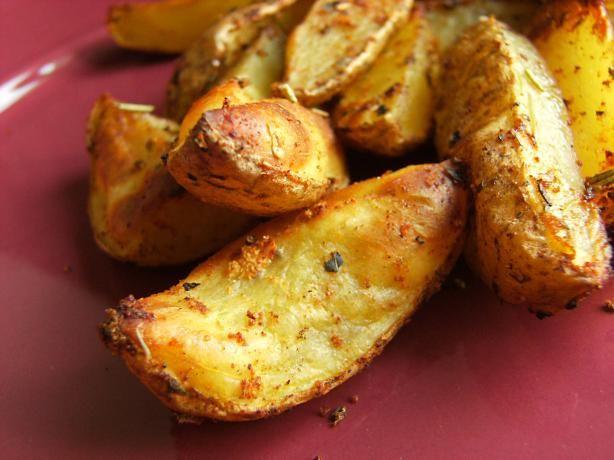 Cajun Fries #veg
