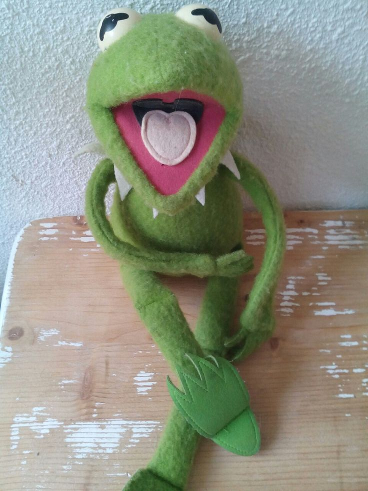Fisher Price: 1976 Kermit the Frog