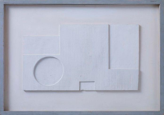 Ben Nicholson: White Relief, 1934