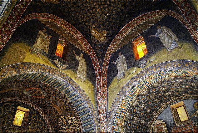 Mausoleo Gala Placidia - Ravenna, Italy