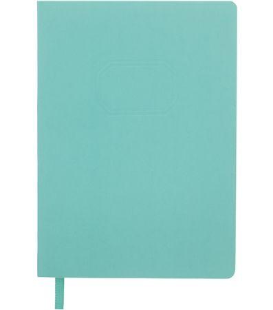 HEMA stationery - A5 notitieboek met label, inclusief leeslint.