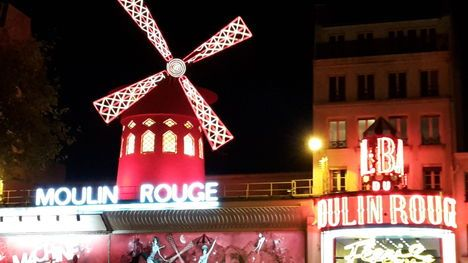 Moulin Rouge Show Paris - Paris | Viator