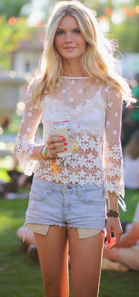 135 best Festival Fashion images on Pinterest