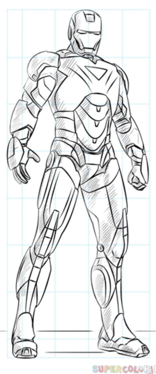Pin von reaper 89 auf Marvel comics Iron man kunst Iron