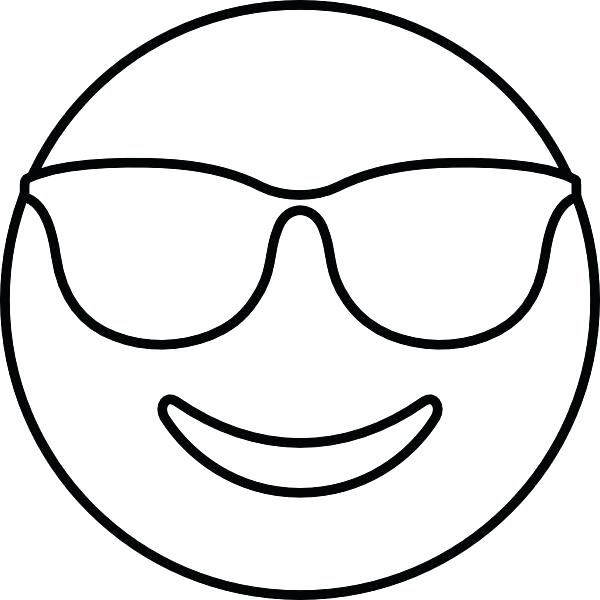 Emoji Coloring Pages Ideas To Express Your Feeling Emoji