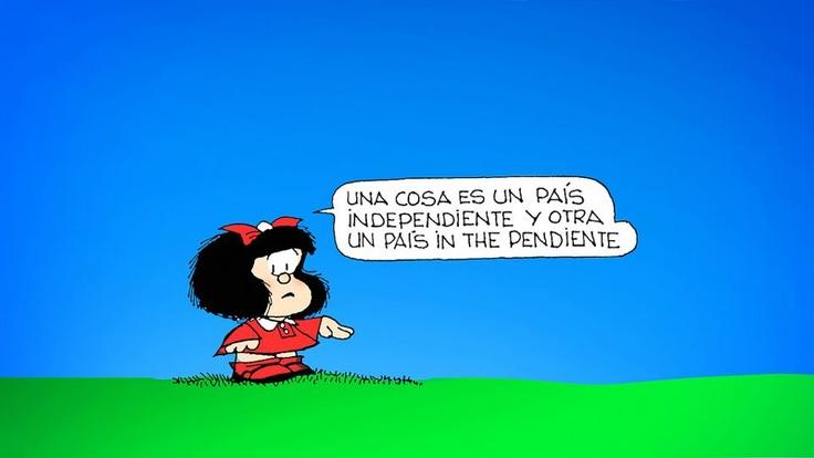 """""""Independiente"""" no es igual que """"en pendiente""""."""