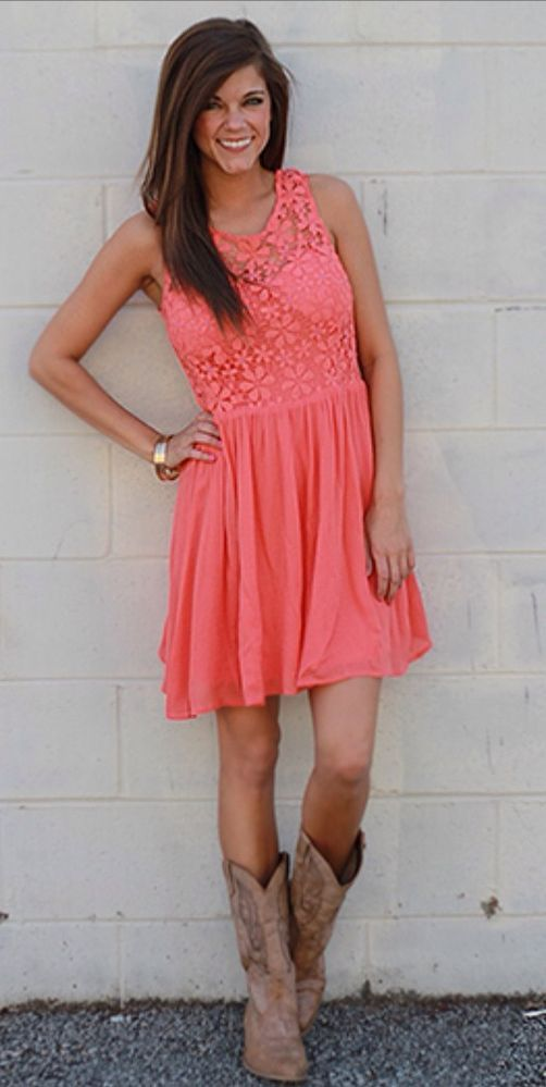 1000 ideas about coral dress on fall styles