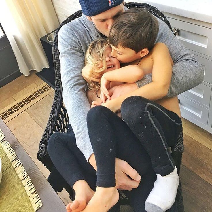I can't handle it, so much love! #family #love #grateful ❤️❤️❤️ Tom Brady family man from Gisele Instagram  1/25/16