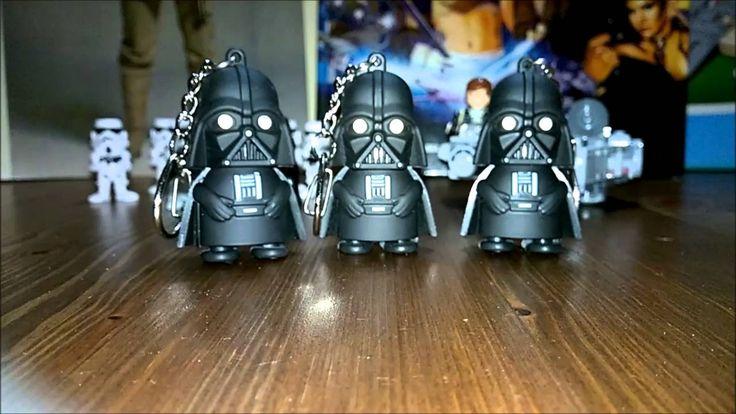 Star Wars. Darth Vader con luz led y sonido. Compras en AliExpress. #Ali...