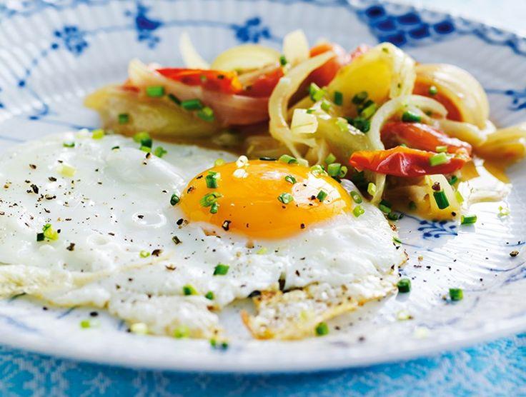 Stegte Tomater M Aeg