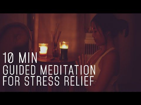 10 min guided meditation for anxiety