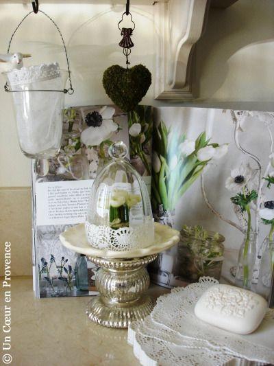 Un Coeur en Provence : Dekorasjon og inspirasjon