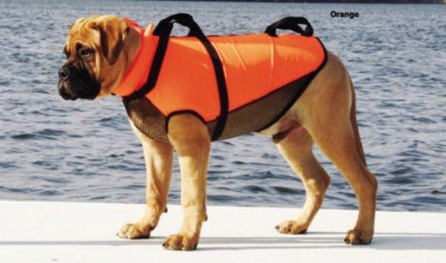 Fido Float Dog Life Jacket