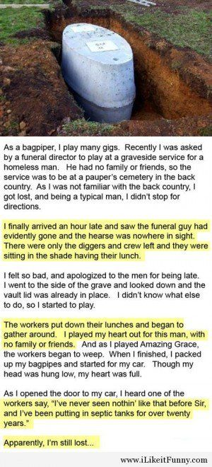 How touching