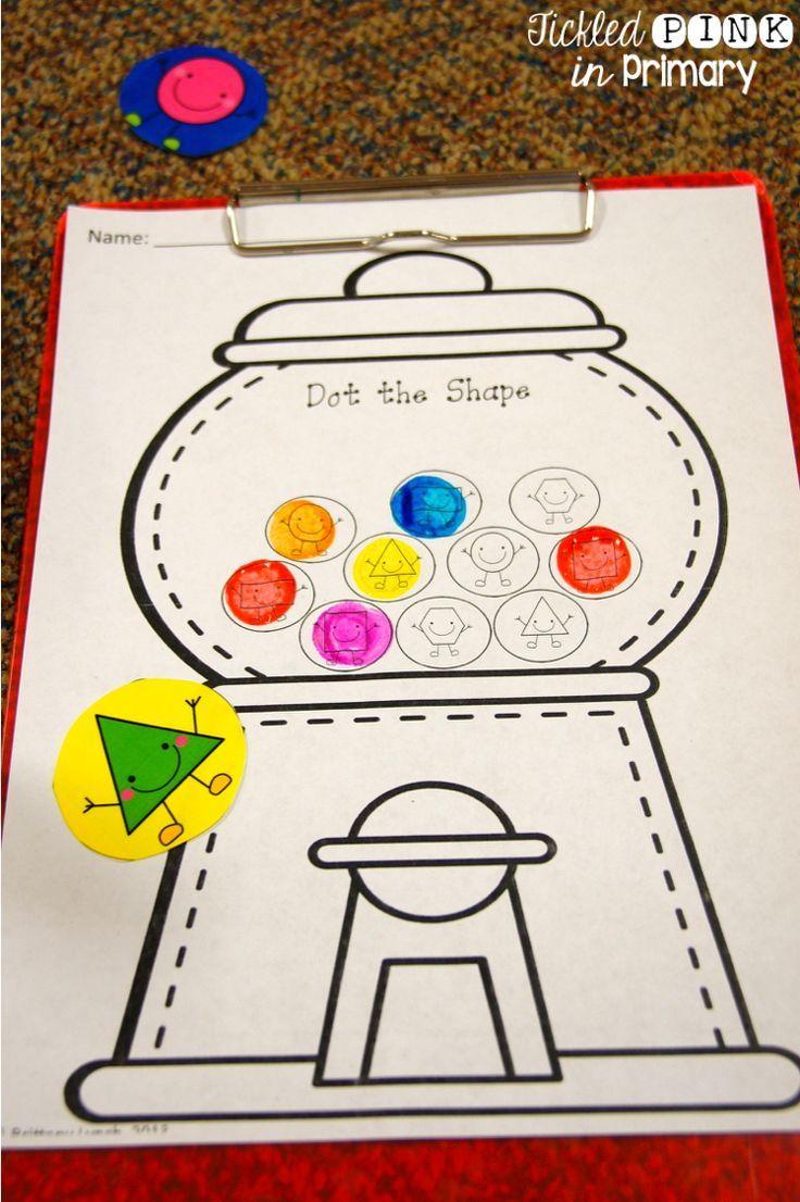 47 best jk shapes images on pinterest preschool shapes