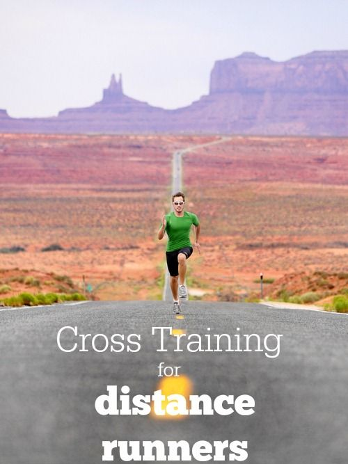 Most beneficial cross training for distance runners