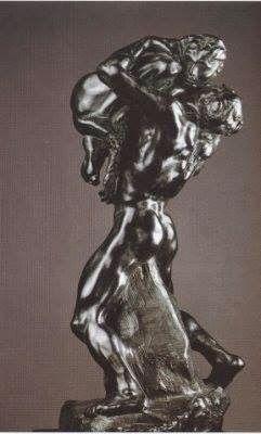 Rouge et Noir a Badem Ciflik: Rodin - Je suis belle, 1882