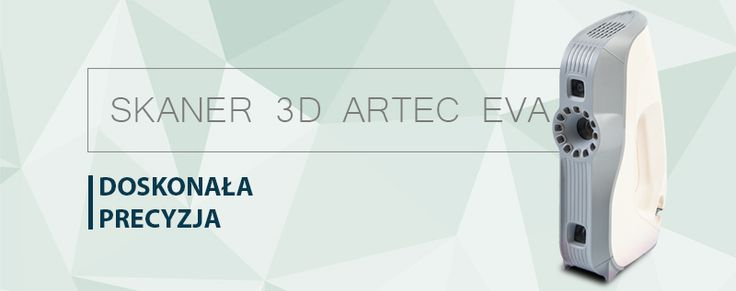 Skaner 3D artec Eva najszybszy skaner 3d do tworzenie skanów 3D