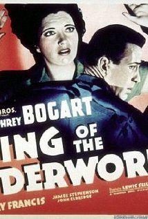 King of the Underworld1939,  with Kay Francis & Humphrey Bogart