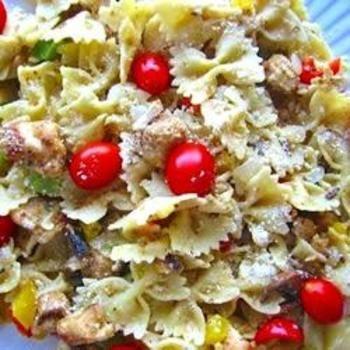 Chicken Pasta - Shannon Style: Pasta Salad Recipes, Design Handbags, Shannon Style, Chicken Pasta, Awesome Pin, Style Recipes, Colour Chicken, Greek Chicken, Favorite Food