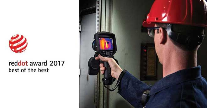 Advanced Thermal Imaging Camera Wins Best of the Best 2017