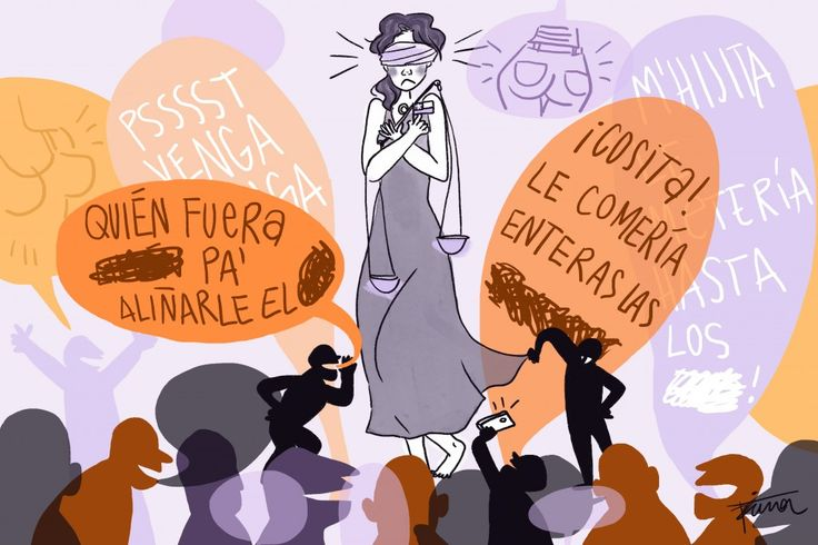 Servicios jurídicos de OCACHILE en contra del acoso callejero