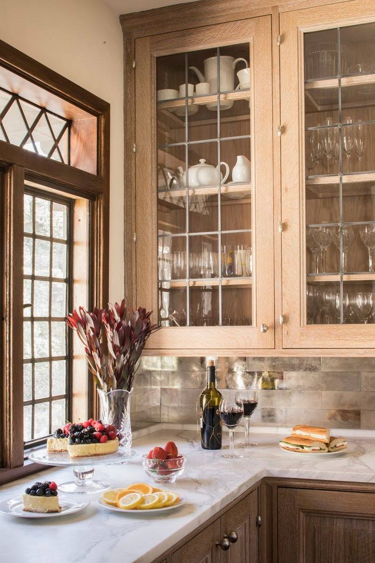 blonde wood cabinets | French country kitchens, Kitchen ...