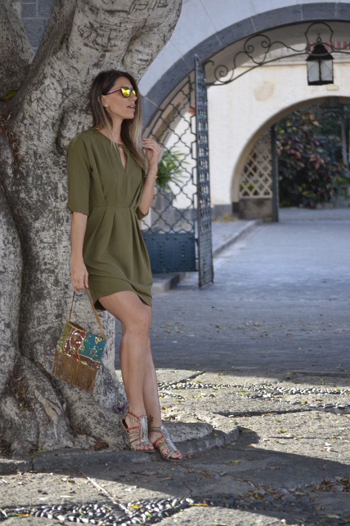 atacadas-look-verano-verde-militar #kissmylook:
