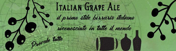 Italian Grape Ale... a new style for unique taste!!!!!