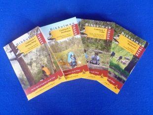 Guidebooks 1 to 4 Combo | Bibbulmun Track