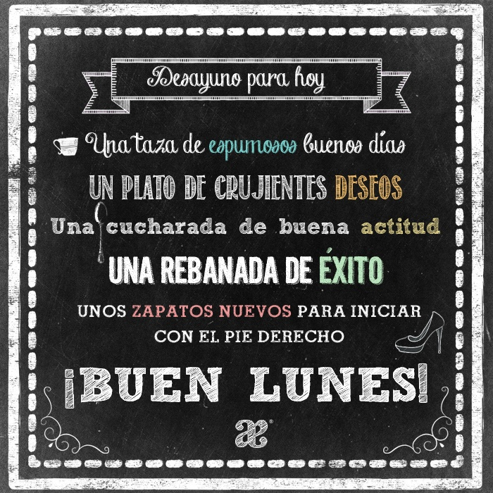 #Lunes #AndreaQuotes