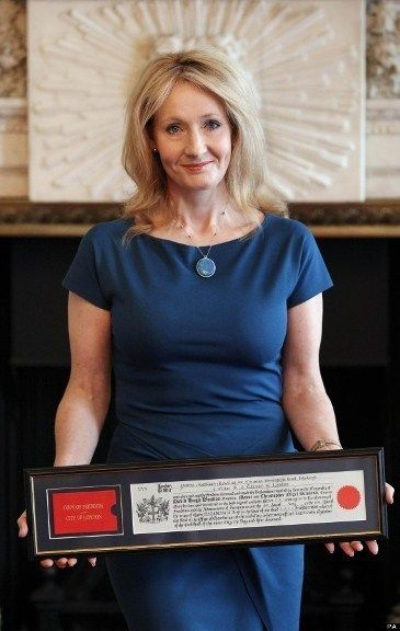 10 Things You Didn't Know About JK Rowling