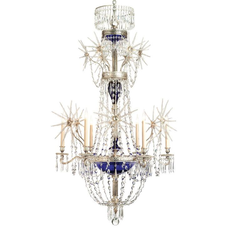 Buy The Bristol Starbust Chandelier from Cox