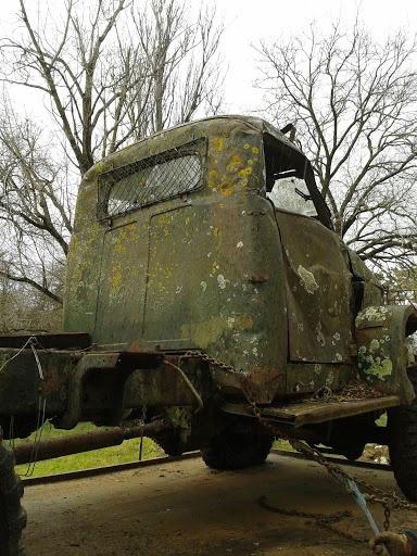 Blitz truck
