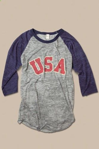 A U.S.A. Tank Top We'd Actually Wear (And Not Just To The Gym)
