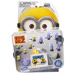 디스피카블미2 미니언 팟즈! 미니 피규어 세트 - 유니버셜토이 미니언 캐릭터 장난감 쇼핑몰- 슈퍼배드2,비열한나,디스피카블미2,스핀오프 - 유니버셜토이에 오신걸 환영합니다.