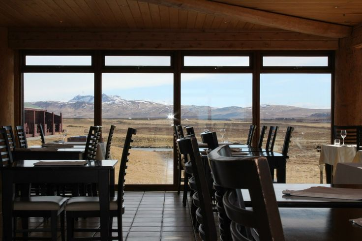 I visit Hotel Ranga in Iceland to see some countryside and eat some amazing food.