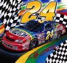 Jeff Gordon Nascar Daytona Race