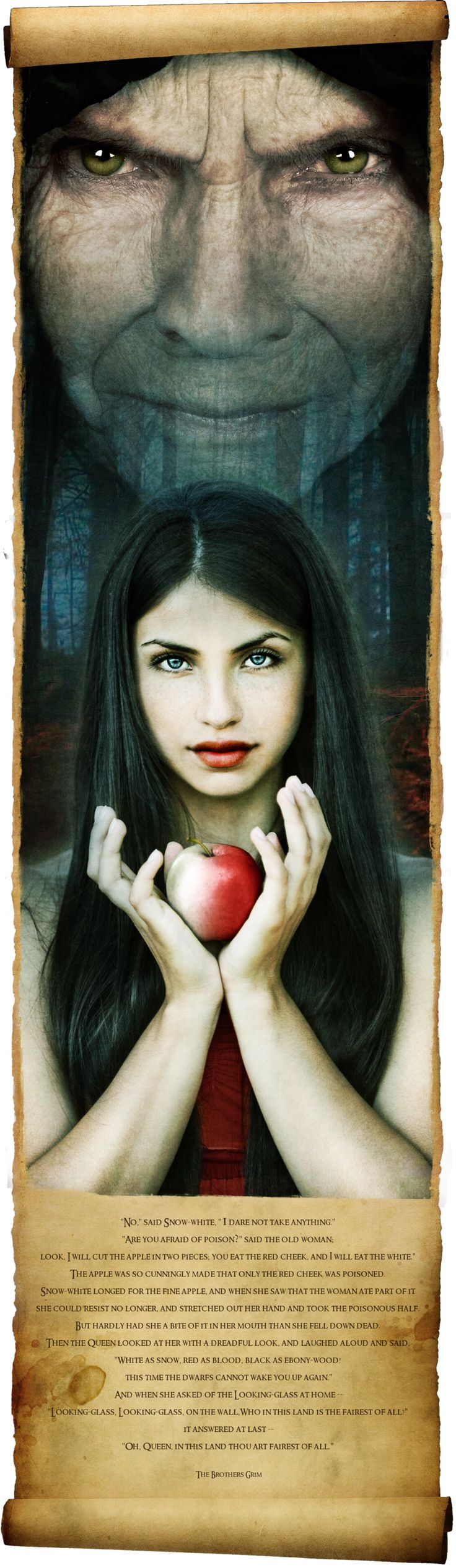 Snow White_Grimm Fairy Tales