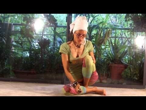 5 упражнений для Железы Красоты: КУНДАЛИНИ ЙОГА - YouTube