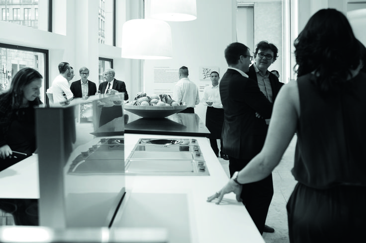 Milan_April 2014  Daniel Libeskind for Poliform Varenna