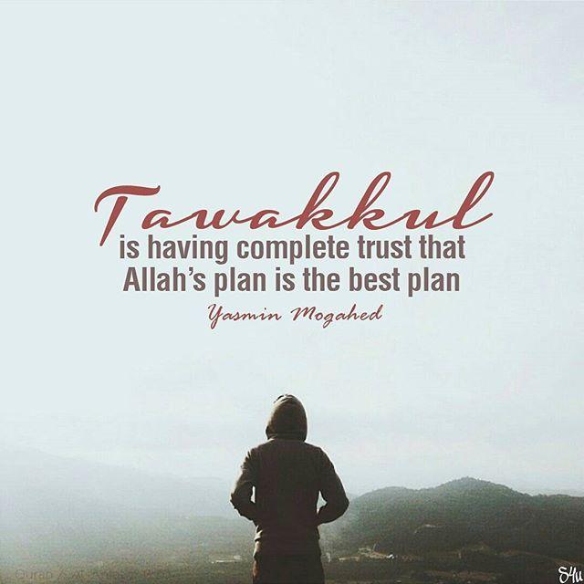 """..And Allah is The Best of Planners."" (Qur'an 3:54) #Bismillahirrahmanirraheem…"