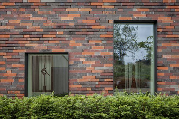 Gallery of H-Shaped House with Office / sam architects - 2